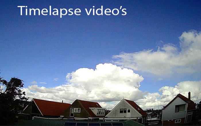 timelapse video