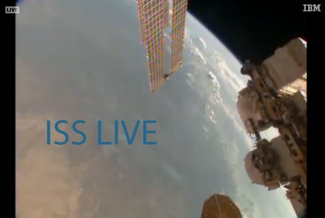 ISS-LIVE