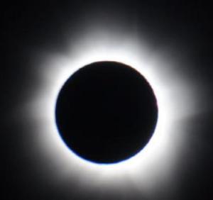 zonsverduistering